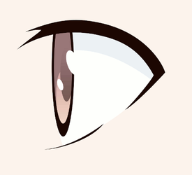 [Animation] Test: Side-view Eye by Coolez