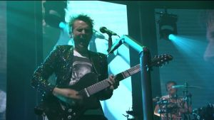 Matthew Bellamy - Muse at iTunes Festival 2012 by wifun2012