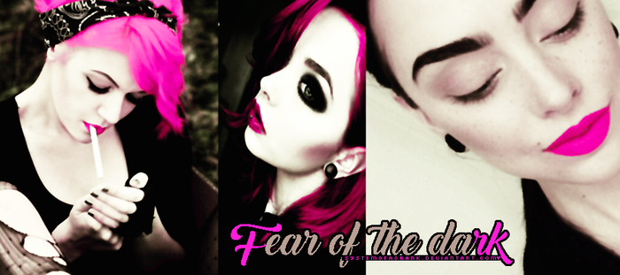 Fear of the dark - PSD by systemofacrank