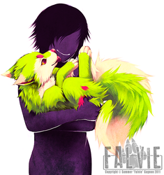 We Live Inside of Each Other by falvie