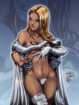 Emma Frost Colors by Dualmask