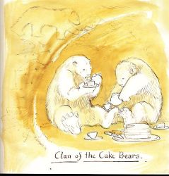 Clan of the Cake Bears by DrawingForMonkeys