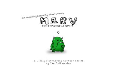 This is Marv by TheEvilGenius