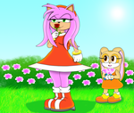 Team Rose of the Spring (Entry) by dwaters220