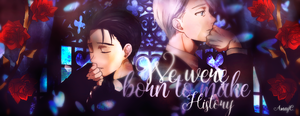 P O R T A D A | Victuuri | by AmayraniCB