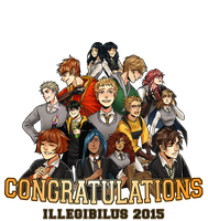 ILGB: Congrats and Farewell by taiwonton