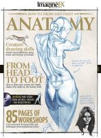 ImagineFX Presents: Anatomy by ClaireHowlett