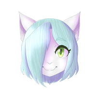 Face YCH - Bloue by Purply666