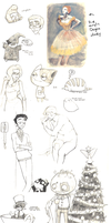 A Rather Large Sketchdump by ParaAbduction51