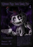OCR - 025 - Nightmare Pizza-Tronic Spooky Pete by PlayboyVampire