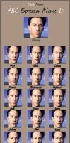 Many Faces of Keanu by Danix54