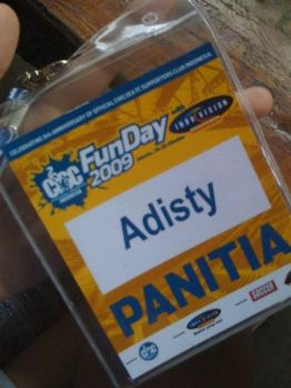 Design for CISC Fun Day 2009 by themightymasty