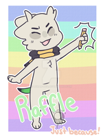 Raffle!! -CLOSES AT 12- by lunar-neo