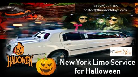 New York Limo Service for Halloween  by limorentalnyc101