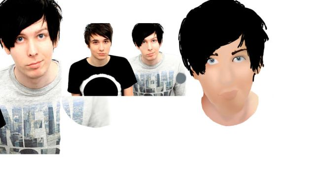 Dan And Phil Wip by cuddlykittens123