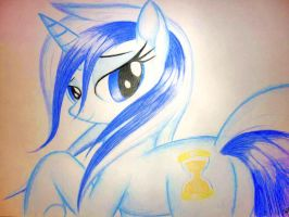 Minuette by BluDraconoid