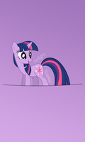 Twilight Sparkle Windows Phone Wallpaper -480x800- by gandodepth