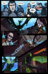 Issue #2 pg. 6 by RotAngel