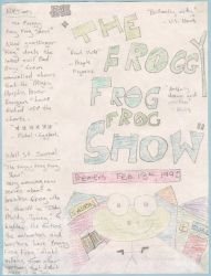 the froggy frog frog show... by tirsden
