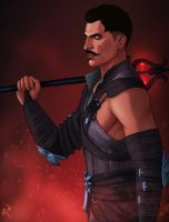 Dorian Pavus (part?) by Merwild