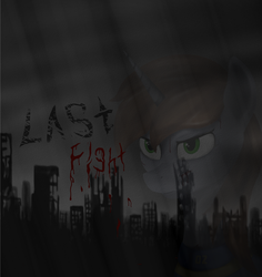 Ponyblack 5 Album Last Fight by Raminy44