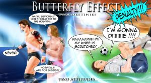 Butterfly Effect by Roselyne777
