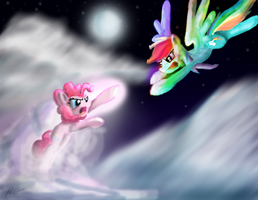 Rainbows Don't Need Pink by Phendyl