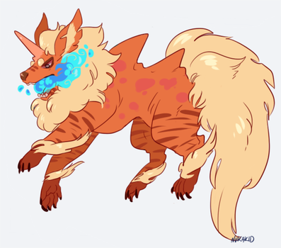 Fluff Boi by NukaKid