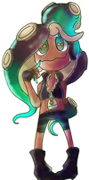 Octobab Marina by Munchkin-Flumples