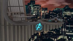 Avengers Tower scene from CoC by SSingh511