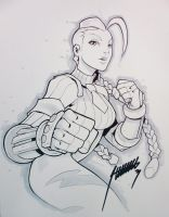 Cammy Commission NYCC '13 by edwinhuang