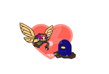Bug and Mole OTP by GearGrinder23