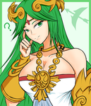Questions for Palutena by DesireDelta