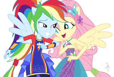 EQG Series - FlutterDash by ilaria122