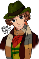 Doctor Who 4 Pronto by RolimDaiane