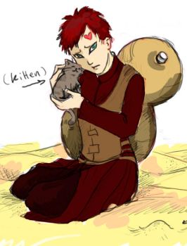 Gaara Loves You by jb-squared