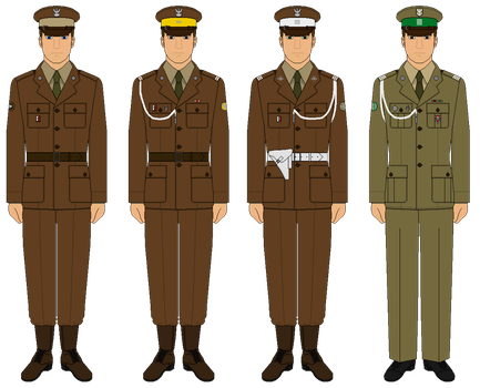 Polish People's Army #1 (70s-90s) by Panzer2918
