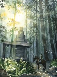 Shadow of the Colossus by JoaRosa