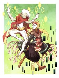 Ghirahim and Zant by YAMsgarden