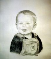 Child Portrait by ShyloLove