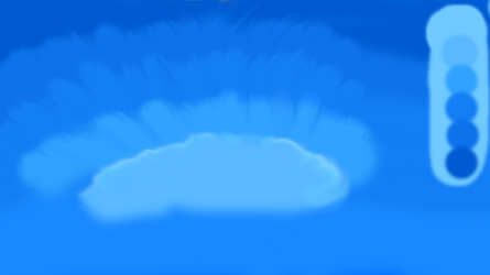Sky Palette : Blue by TheadoraWolf
