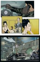 A page from Rush City issue 2 by timothygreenII