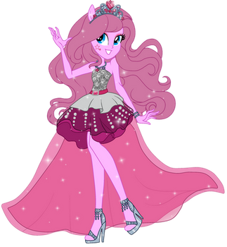 Princess Music Melody - Singer Outfit Dress by geovanaalmeida327