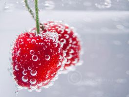 Cherry Bubbles by andreimogan