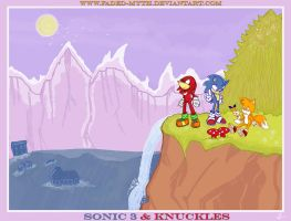 Sonic 3 And Knuckles by JonathonDobbs
