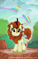 Autumn Blaze by xSidera