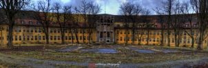 Abandoned military complex I by xMAXIx