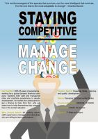Corporate Training Poster by unclegg