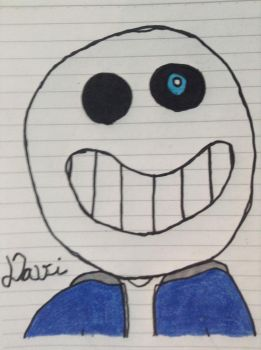Sans by StickMasterNinja2