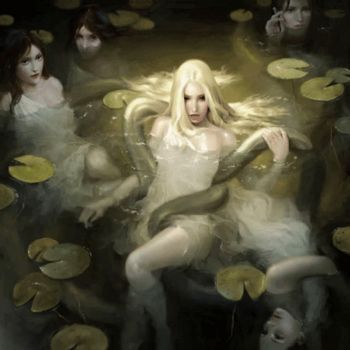 The Naiads - Animated Version by TimTaller